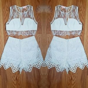 Other - Bridal lace set